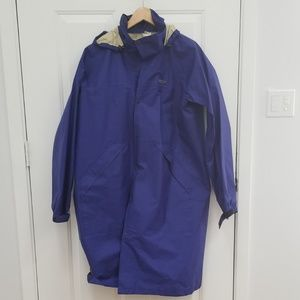 Patagonia vintage raincoat